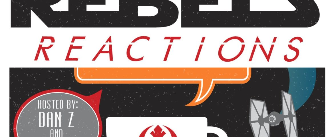 "Rebels Reactions: ""The Lost Commanders"" and ""Relics of the Old Republic"" (112)"