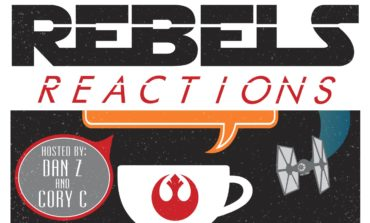 "Rebels Reactions: ""The Siege of Lothal"" (97)"