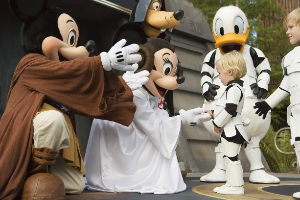 Disney Announces 2014 Star Wars Weekends Dates
