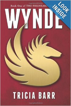 Tricia Barr's New Novel Wynde Available for Purchase