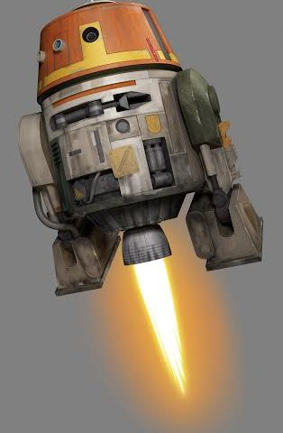 "Meet Chopper – The Latest Addition to ""Star Wars Rebels"""