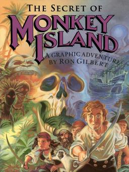 Star Wars In Monkey Island