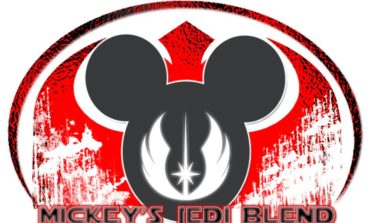 Mickey's Jedi Blend: Lando, R2 and 3PO, Oh My!