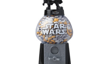 Win Star Wars M & M's to Celebrate May the 4th  Courtesy of MY M&M's