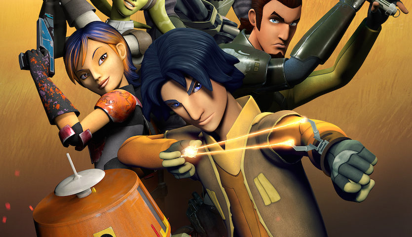 Star Wars Rebels: Season One Now Streaming on the Official Star Wars Site