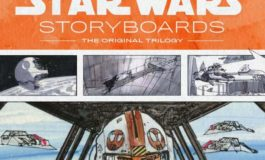 Review of Star Wars Storyboards: The Original Trilogy