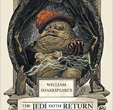 Book Review:  William Shakespeare's The Jedi Doth Return