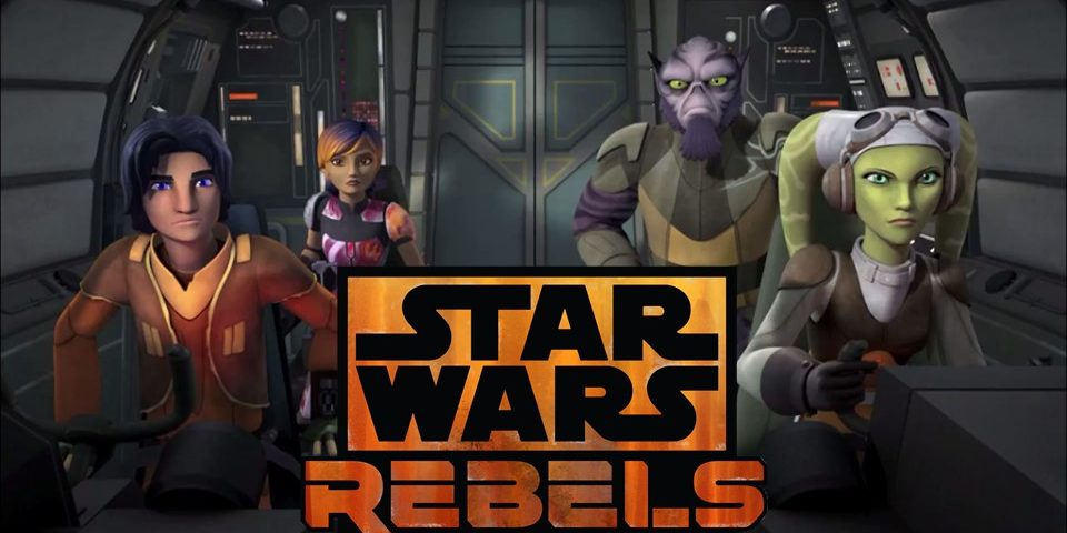 Get a Sneak Peek at Darth Vader in 'Star Wars Rebels: Spark of Rebellion!' {Video}