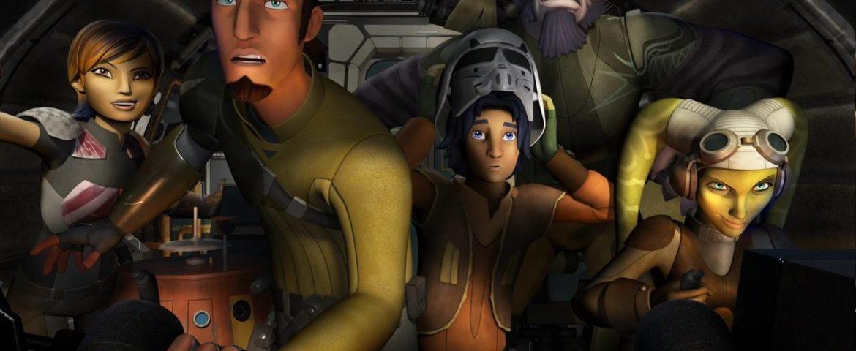 Go Behind-the-Scenes with Star Wars Rebels – Rebels Recon #4; Plus a Bonus CWK Surprise!