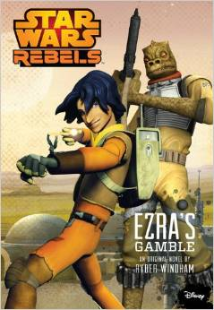 Book Review: Ezra's Gamble by Ryder Windham