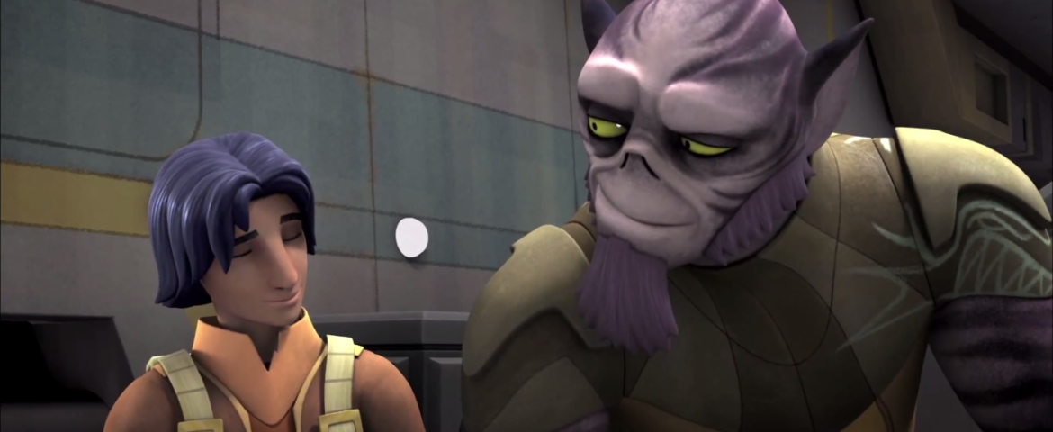 Go Behind-the-Scenes of Star Wars Rebels With Rebels Recon #3 {Video}