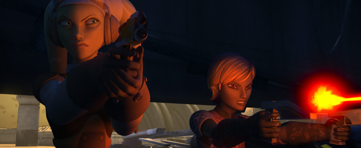 Go Behind-the-Scenes with Star Wars Rebels – Rebels Recon #6