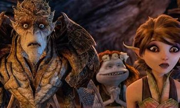 Here's the Official Poster for George Lucas' Strange Magic