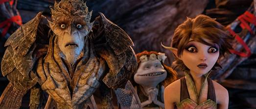 The Official Trailer for George Lucas' 'Strange Magic' Has Arrived!
