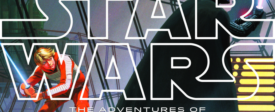 Review of 'Star Wars: The Adventures of Luke Skywalker, Jedi Knight'