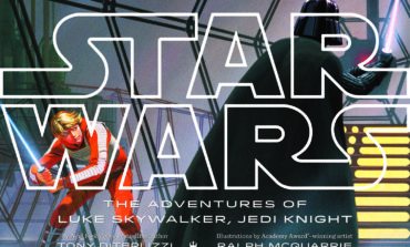 Review of 'Star Wars: The Adventures of Luke Skywalker, Jedi Knight'