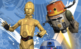 Review for Star Wars Rebels: Droids in Distress by Michael Kogge
