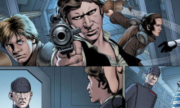 Check Out These Exciting Previews of Marvel's Star Wars #1