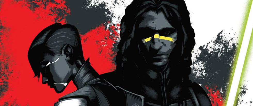 Cover Art for 'Star Wars: Dark Disciple' Revealed!