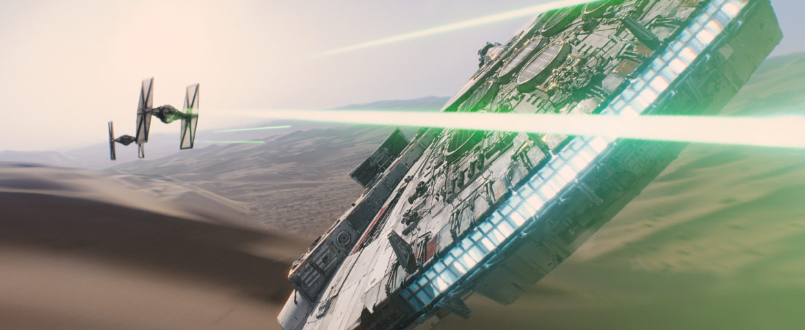 Behind the Magic: The Visual Effects of Star Wars: The Force Awakens [Video]
