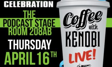 Coffee With Kenobi is Headed to Star Wars Celebration!