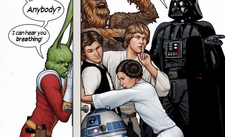 Marvel Star Wars Comics Review: Star Wars #1