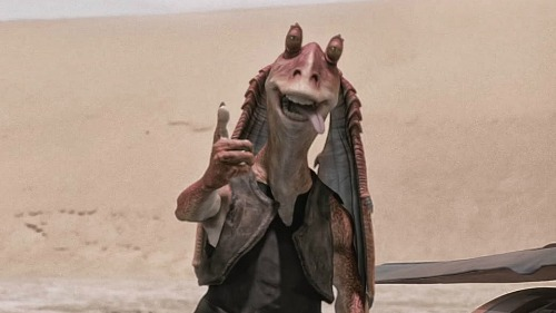 How Jar Jar Binks and Ewoks Legitimately Fit Into Star Wars