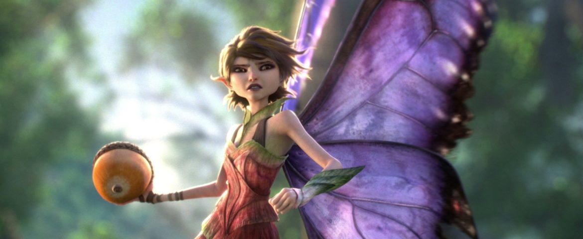 "New Images and Featurette for George Lucas' ""Strange Magic"""