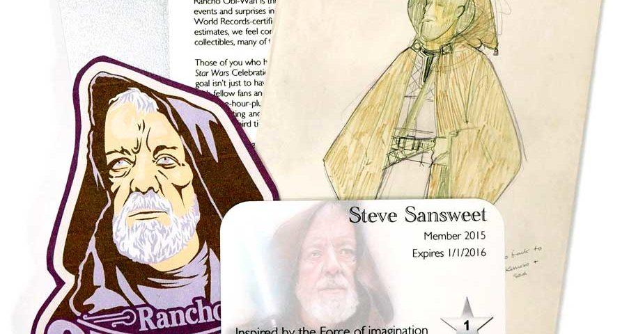 Rancho Obi-Wan 2015 Membership Kits Are Shipping Soon!