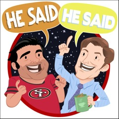 """New Comedy Podcast """"The He Said He Said Show"""" Starring Darren Hayes and Tim Stanton"""