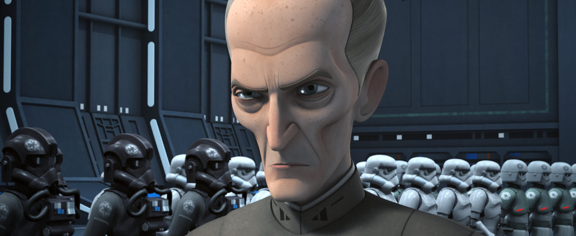 Go Behind-The-Scenes With Star Wars Rebels – Rebels Recon #12