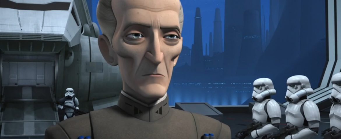 "Rebels Reactions: ""Call To Action"" with Stephen Stanton (75)"