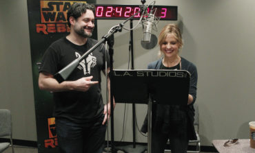 Star Wars Rebels: Sarah Michelle Gellar Joins the Cast!