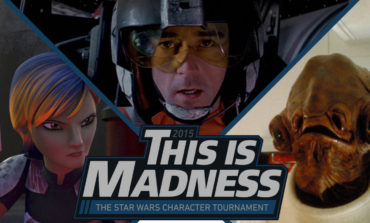 The Star Wars 'This is Madness' Tournament Returns!