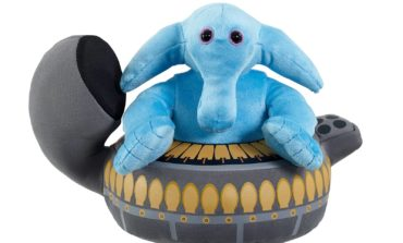 Star Wars Celebration Exclusive Max Rebo Electronic Plush