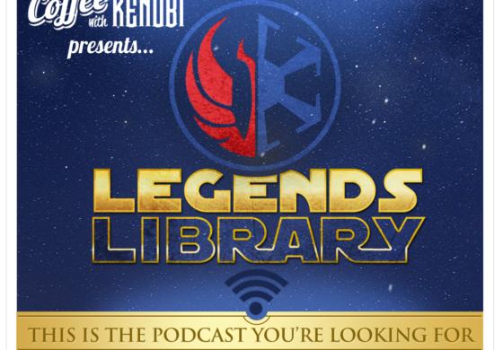 Legends Library: I, Jedi (199)