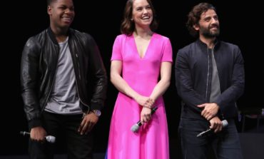 Star Wars: The Force Awakens -- Interview with John Boyega, Daisy Ridley, and Oscar Isaac {Video}