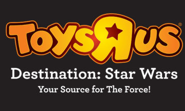 "SAVE THE DATE: Celebrate the Launch of Star Wars Toys at Toys""R""Us Times Square's Midnight Madness Fan Extravaganza"