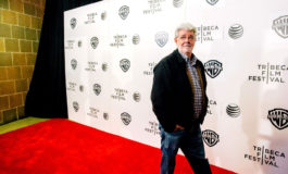 George Lucas Talks Star Wars at Tribeca Film Festival