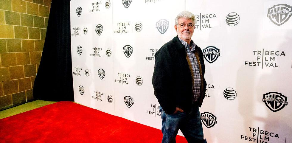 George Lucas Talks Star Wars at Tribeca Film Festival
