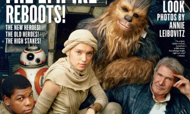 Vanity Fair Cover Shoot for 'Star Wars: The Force Awakens' Reveals New Character Info! [Video]