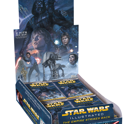 New CWK Giveaway: Enter to Win a Special Prize from Topps!