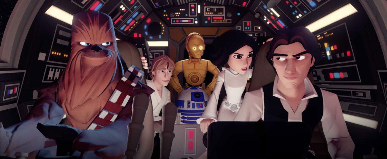 Star Wars Coming to Disney Infinity 3.0!