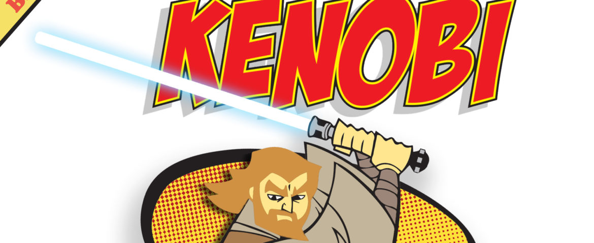 Comics With Kenobi #9