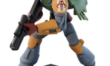 Legendary Bounty Hunter Boba Fett Joins Disney Infinity 3.0 Edition