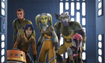 Star Wars Rebels Reminder: Season 2 Movie Event This Saturday on Disney XD!