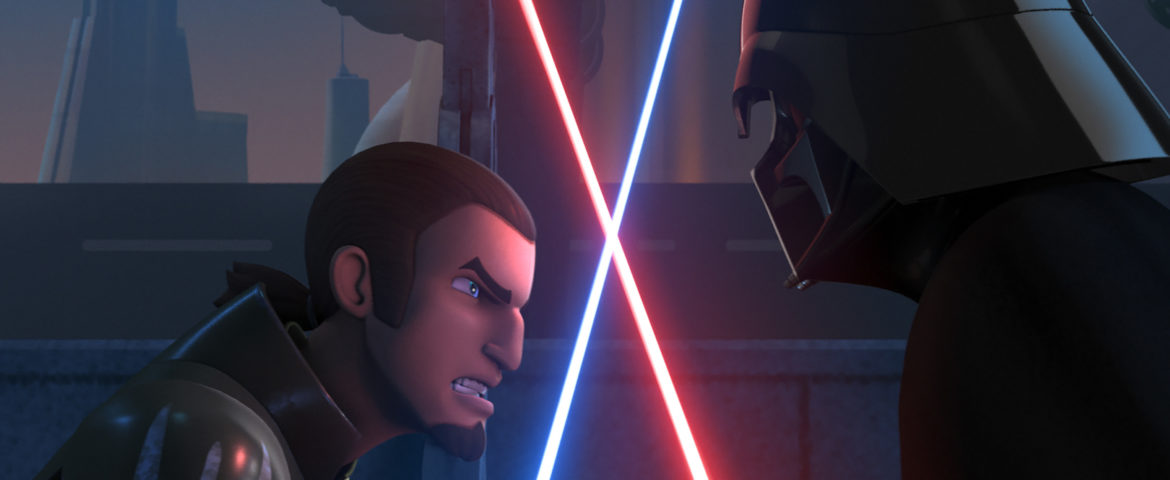 Go Behind-the-Scenes with Star Wars Rebels: Rebels Recon #2.01