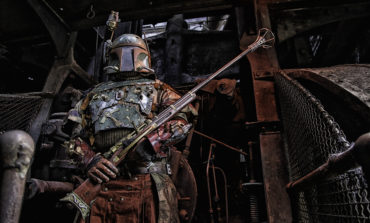 Star Wars Steampunk Episode II: Attack of the Fett