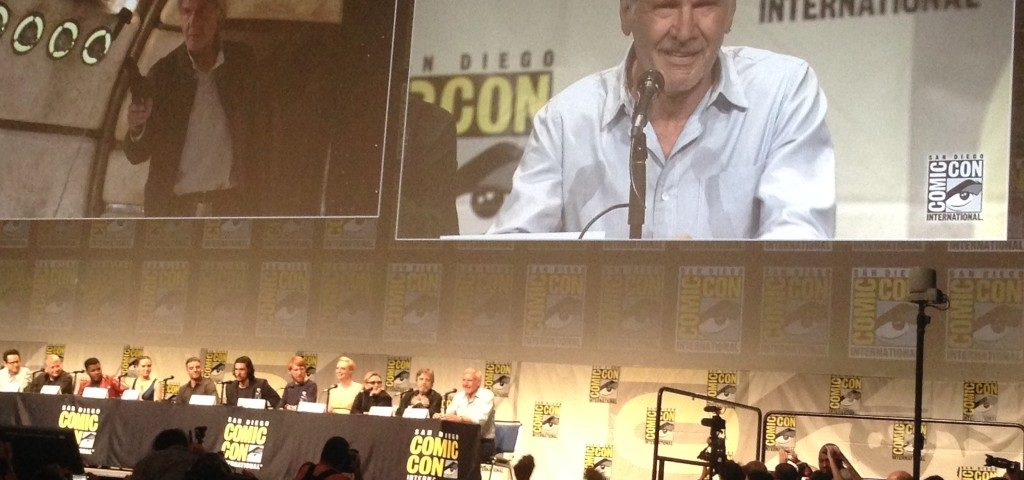 Star Wars at SDCC 2015 – Images from the Panel and the Surprise Concert! — Part 2