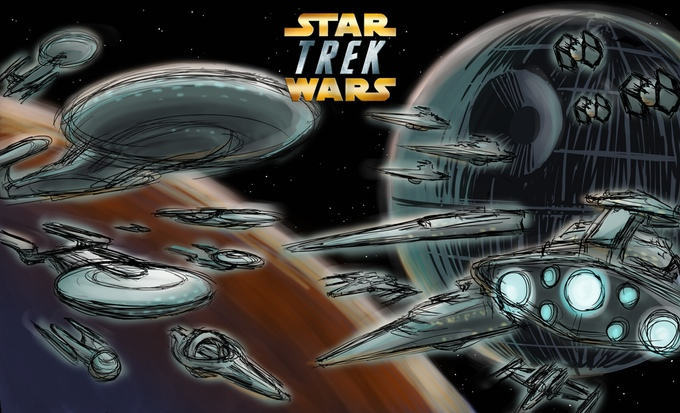 Help Support the 'Star Trek Wars' Kickstarter Campaign!